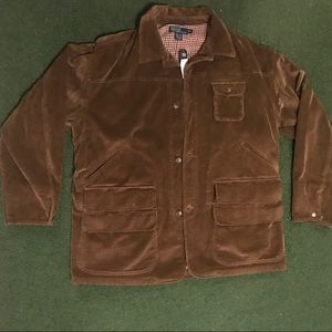 Polo Men's NWT Corduroy Sportsman Jacket